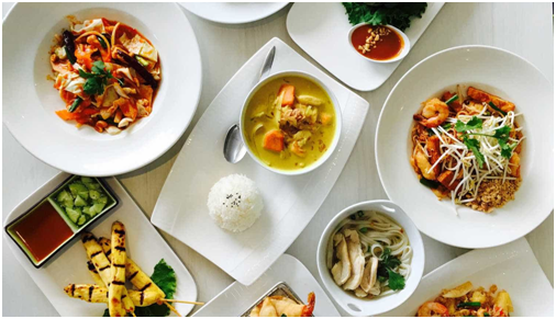 The perfect Asian lunch that you can plan with your friends